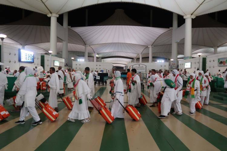 Kementerian Haji dan WHUC Survei Persiapan 25 Negara Pengirim Jemaah Haji, Termasuk Indonesia