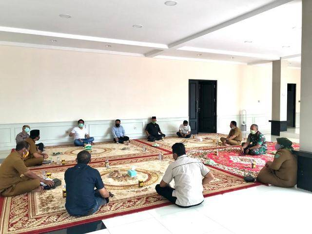 HIPMI dan Yayasan 69 Pinjamkan Hotel Medina untuk Isolasi dan Karantina Pasien Covid-19 di Kalimantan Selatan