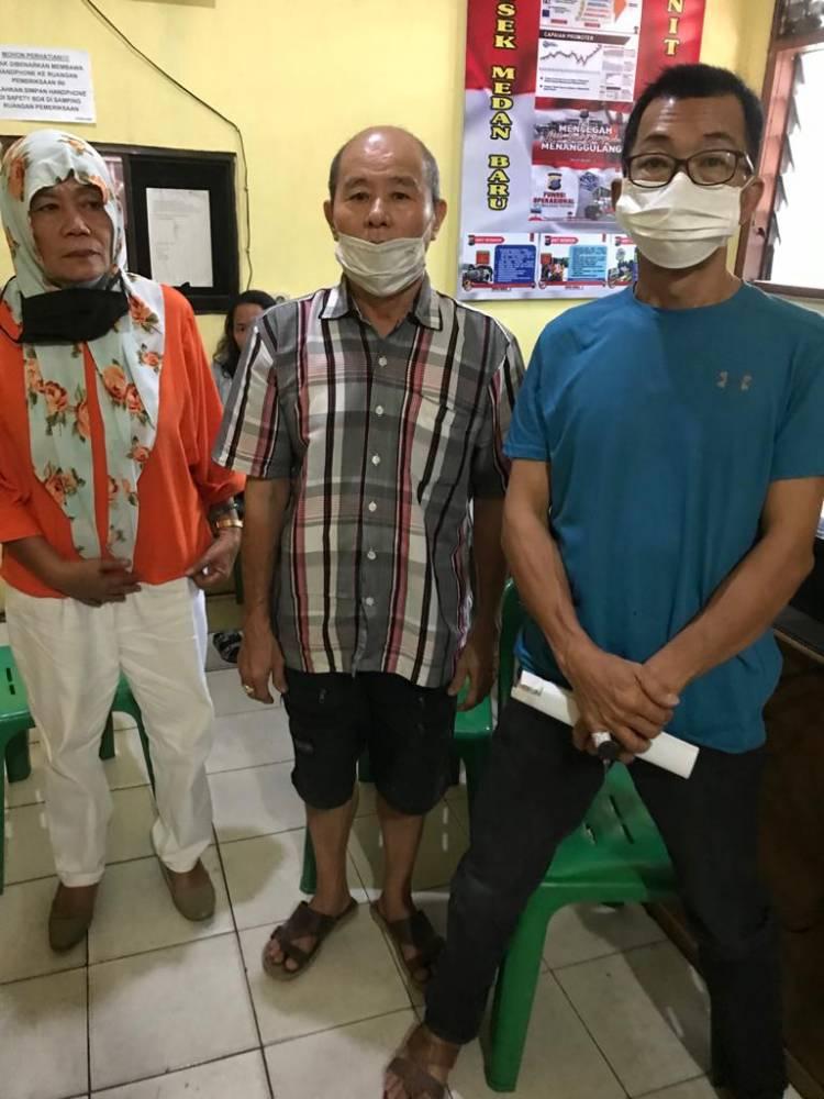 Polisi Tangkap Tiga Komplotan Penggelapan Mobil Mewah di Tanjung Morawa