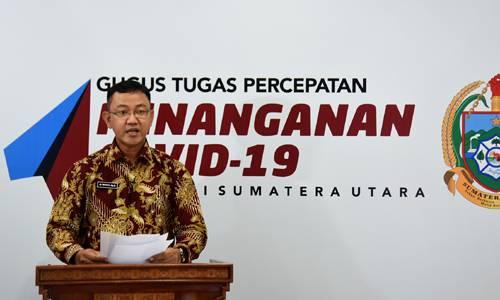 Gugus Tugas Covid-19 Sampaikan Apresiasi Atas Partisipasi Masyarakat dan Berbagai Instansi