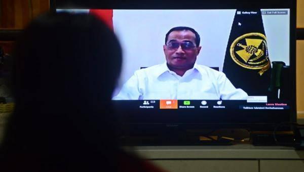 Dinyatakan Negatif Covid-19, Menteri Perhubungan Siap Beraktivitas Kembali