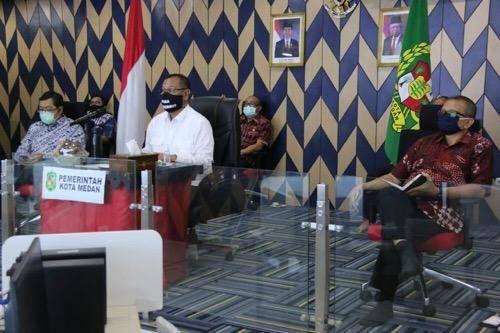 Pemko Medan Dukung Percepatan Pembangunan Jalan Tol Medan - Binjai