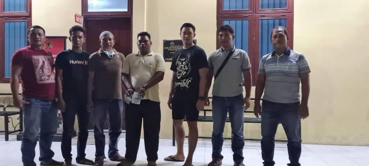 Enam Bulan Jadi Jurtul, Satreskrim Polres Sergei Ciduk Anggota Robocop