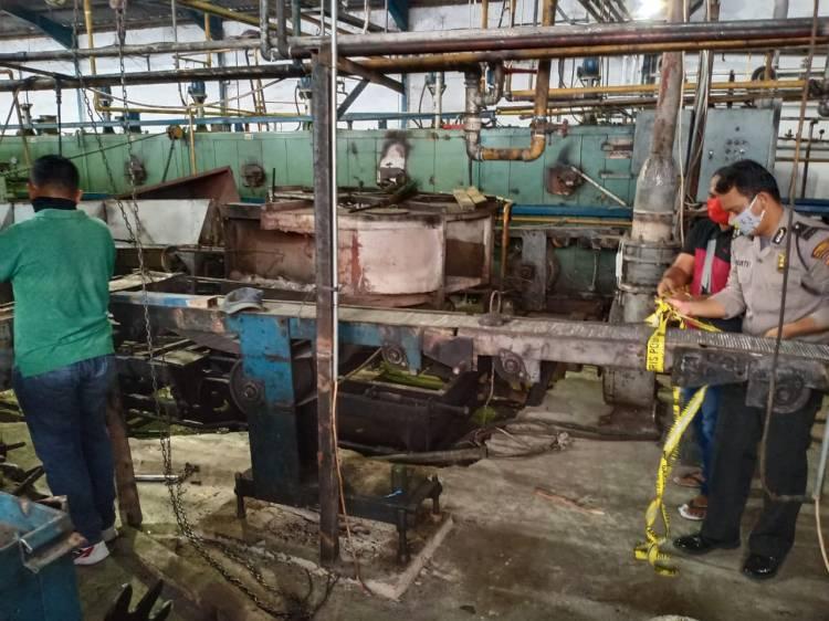 Dua Pekerja Pabrik Alami Kecelakaan Kerja Hingga Meninggal Dunia