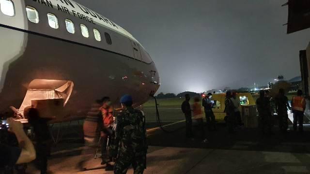 TNI AU Distribusikan Ribuan APD dan Masker Bagi Tenaga Medis Covid-19 di Daerah