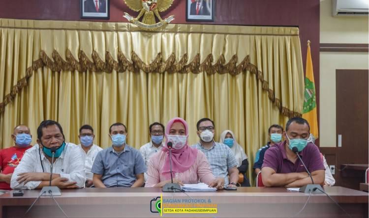 Tim Dokter RSUD Mengindikasi Covid-19 Sudah Ada di Padangsidimpuan