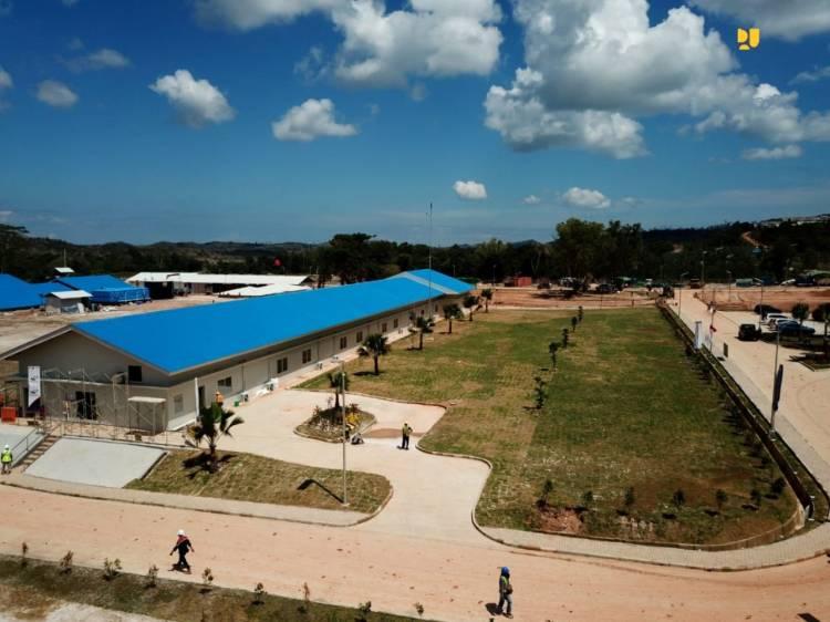 Fasilitas Pengendalian Infeksi Penyakit Menular di Pulau Galang Siap Digunakan
