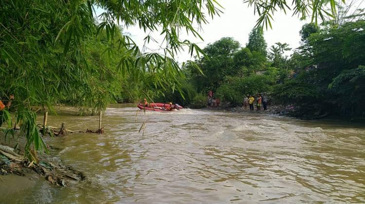 Hanyut di Sungai Denai, Anak Usia 9 Tahun Ditemukan Tewas