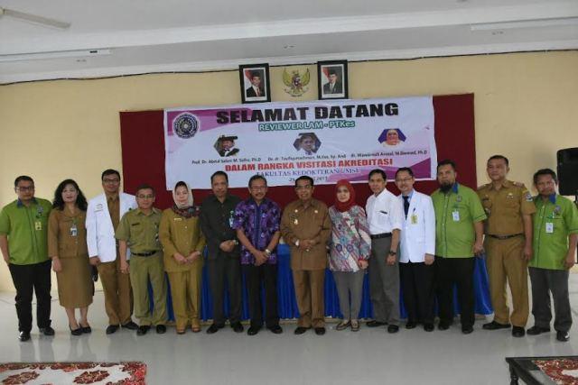 Tim Visitasi Akreditasi FK UMSU Kunjungi RSUD Deli Serdang