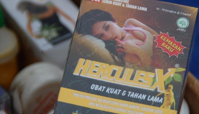 BBPOM Medan Akui Peredaran Obat Kuat Ilegal Marak di Pasaran