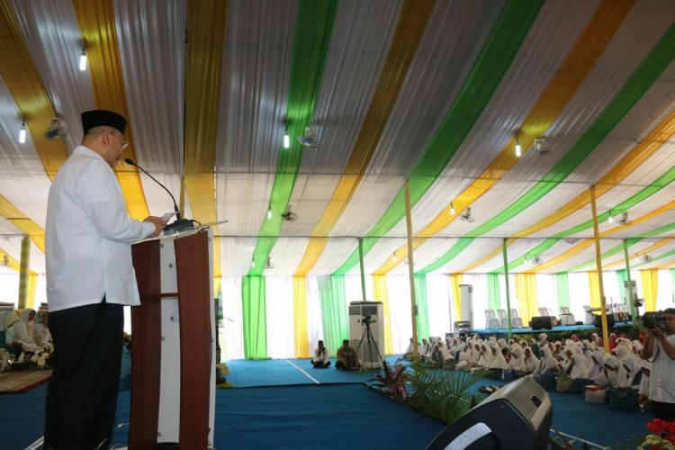 Walikota Medan: Jadikan Peringatan Isra Miraj Sarana Introspeksi Diri