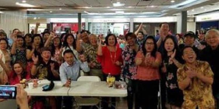 Aksi Bela Ahok dan Dukung Jokowi Muncul di Belasan Negara