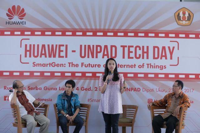 Huawei Gelar Tech Day di Bandung Bersama ITB dan UNPAD