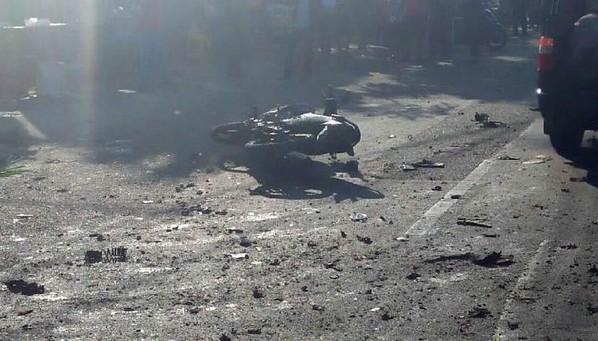 Keji, 3 Gereja di Surabaya Diteror Bom Bunuh Diri