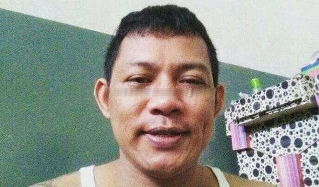 Inilah Tampang Pelaku Pembakar Pacar yang Dibekuk Polsek Medan Labuhan