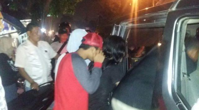 Empat Pasangan Mesum Diamankan Polsek Medan Area dari Sejumlah Kafe