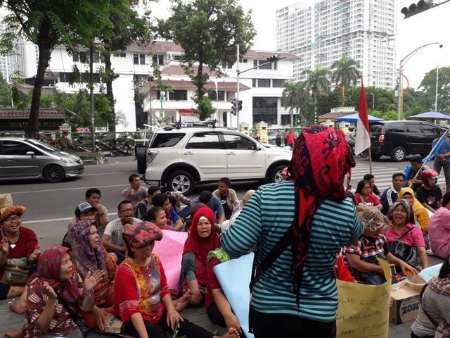 Bangkit Sitepu: Pemko Medan Tak Becus Urusi Pedagang di Pasar Pringgan