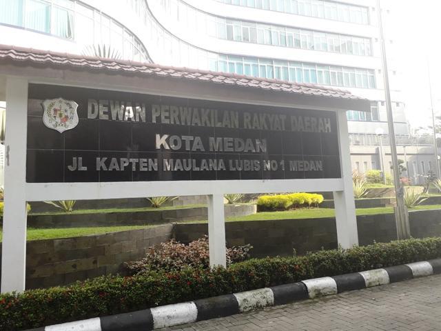 Perubahan Tatib, Nama Komisi di DPRD Kota Medan Ikut Berubah
