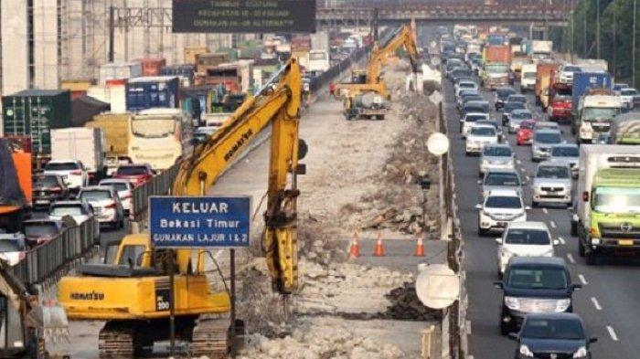 Dukung Arus Mudik, Seluruh Pekerjaan Konstruksi Jalan Dihentikan Pada H-10 Hingga H+10 Lebaran