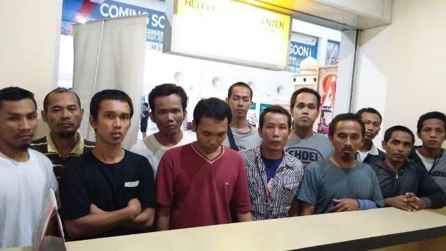 28 TKI Ilegal Dideportasi dari Malaysia Via Bandara Kualanamu