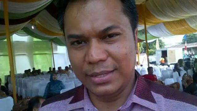 Progres Revitalisasi Pasar Kampung Lalang Lambat