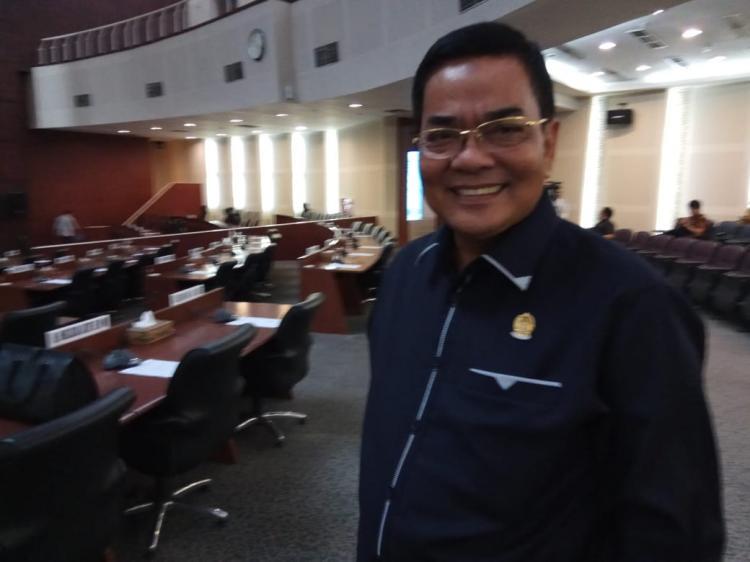 Sesuai Fakta Integritas, Anggota Dewan Jadi Tersangka Harus Mundur