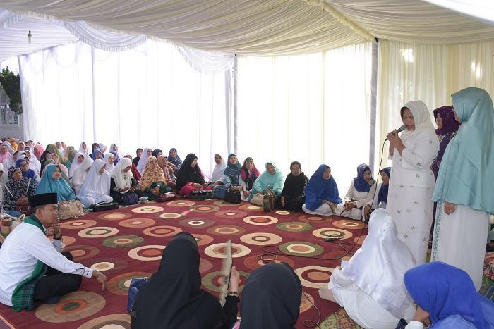 TP PKK dan DW Persatuan Deli Serdang Gelar Pengajian di Bulan Ramadhan