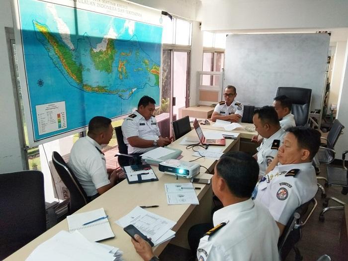 KN Tanjung Datu 301 Bakamla RI Siap Muhibah ke India