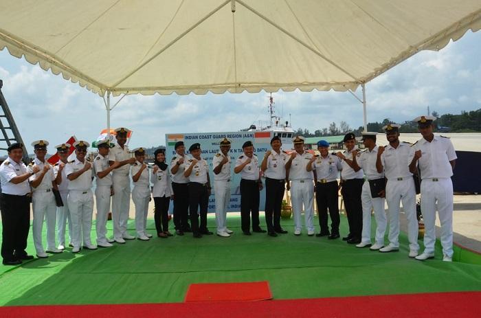 Tiba di Port Blair India, Ini Kata Kapten KN Tanjung Datu 301
