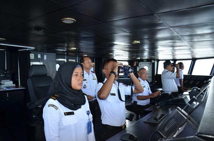 Inilah 8 Profil Srikandi KN Tanjung Datu 301 Penakluk Samudera