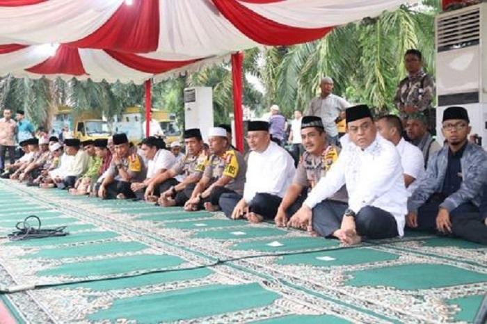 Khataman Alquran Bersama Taqy Malik, Ini Pesan Walikota Medan