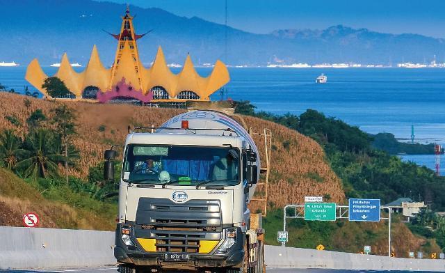 Mudik Lebaran, Ada 18 Rest Area, Jalan Tol Sumatra Sepanjang 503 KM Siap Digunakan Pemudik