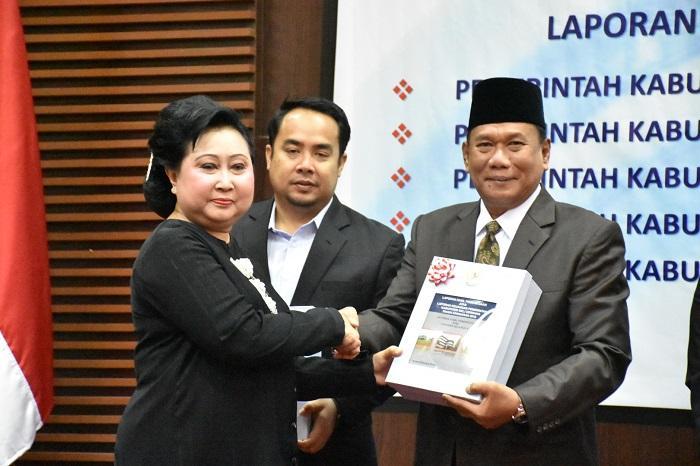 Pertama Kali, Pemkab Deli Serdang Meraih WTP dari BPK Perwakilan Sumut