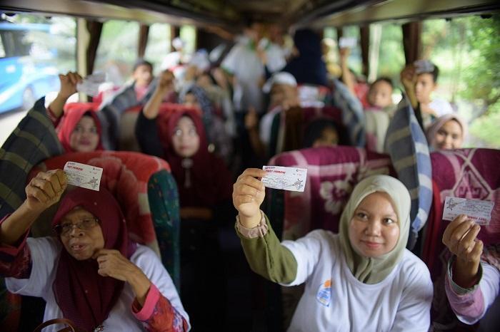Program Mudik BUMN 2019, Pelindo 1 Berangkatkan 6000 Pemudik dari 4 Provinsi
