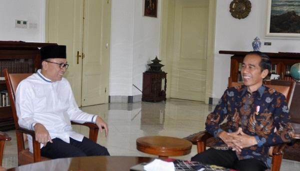Ketua MPR: Yang Paling Penting Itu Indonesia Menang