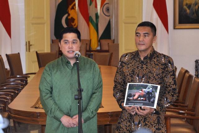 Tak Hanya MotoGP, Presiden Jokowi Ingin Sirkuit Mandalika Juga Jadi Arena Balap Formula 1