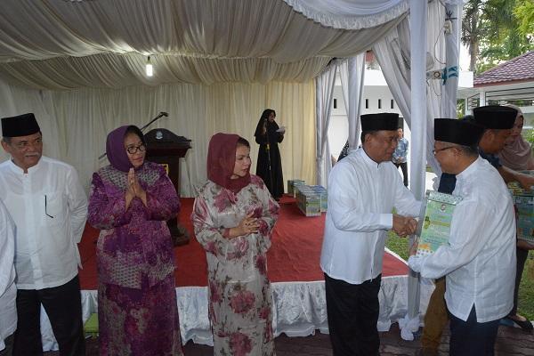 Bupati Deli Serdang Lepas Tim Safari Ramadhan di 22 Kecamatan