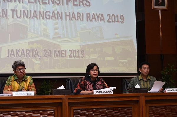 Jumat Hari Ini, THR untuk PNS, Prajurit TNI, Anggota Polri dan Pensiunan Sudah Bisa Dicairkan