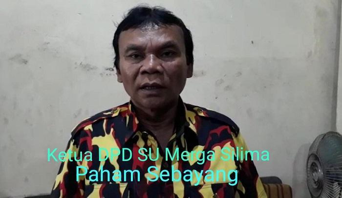 Ini Komentar Ketua DPD SU Merga Silama Terkait Pemilu 2019