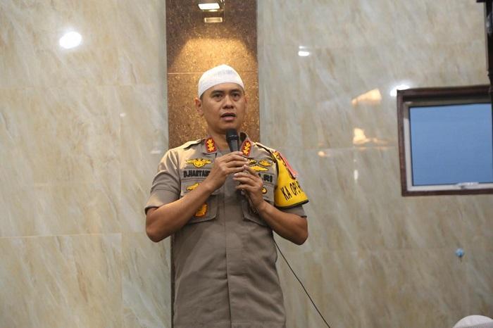Polrestabes Medan Siapkan Pasukan Terlatih Amankan Penetapan Perolehan Suara Pemilu 2019