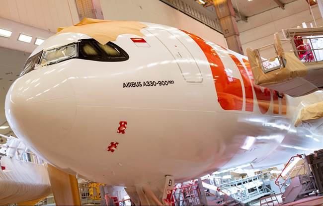 Maksimalkan Tren Millennials Traveling Rute Jarak Jauh, Lion Air akan Mengoperasikan Airbus 330-900 NEO