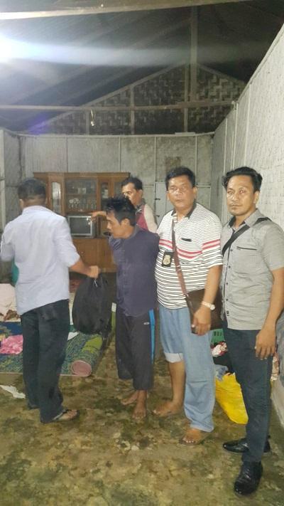 Warga Jalan Turi Medan Tuntungan Diamankan Polda Sumut Karena Sodomi Belasan Siswa SD