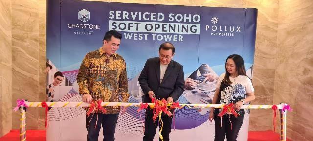 Dorong Percepatan Ekonomi Jawa Barat, Perusahaan Ini Luncurkan SOHO Pertama Di Cikarang