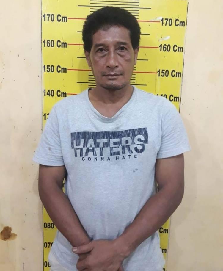 Polsek Delitua Tangkap Maling Bongkar Rumah di Jalan Flamboyan Raya
