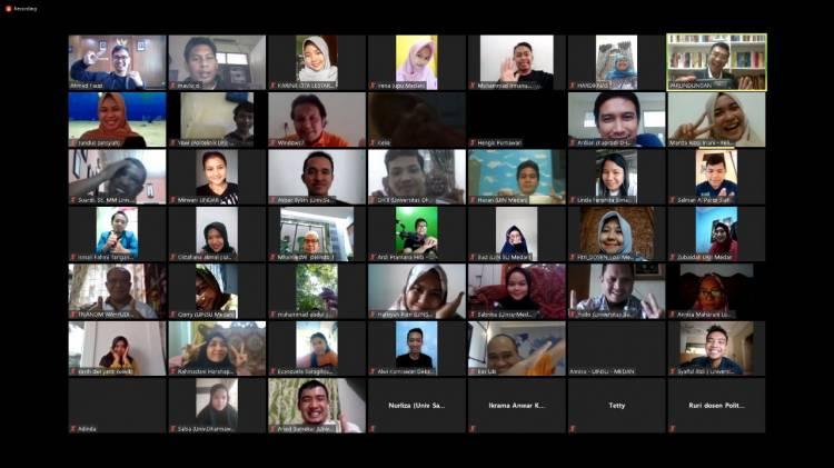 Peringati Hardiknas, Pelindo 1 Gelar Seminar Motivasi Online
