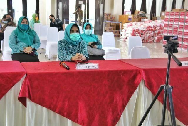 TP PKK Kota Medan Siap Mendukung Pemberdayaan Dokter Keluarga Dalam Penanganan Covid-19