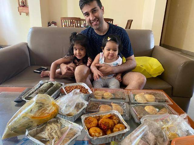 KBRI Dar es Salaam Bagikan Paket Makanan Idul Fitri untuk WNI di Tanzania