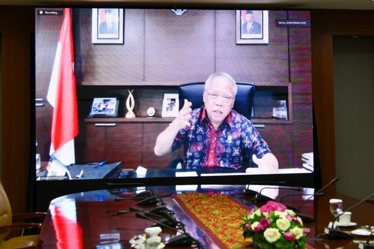 Menteri PUPR: Penataan Pantai Parapat Dimulai Pekan Ini