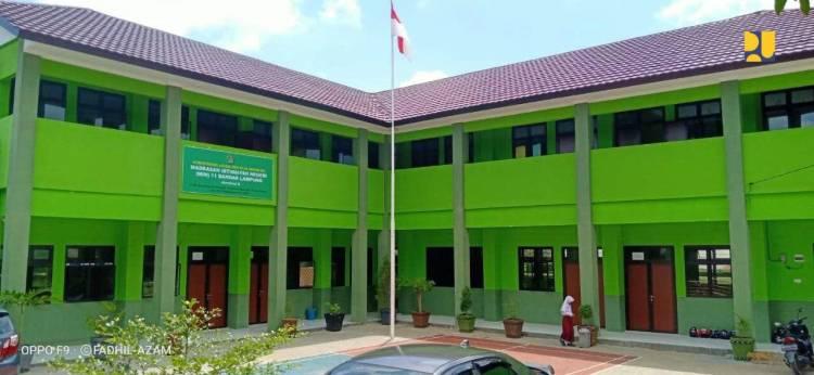 Pemerintah Targetkan Pembangunan dan Rehabilitasi 10.000 Sekolah maupun Madrasah Periode 2019-2024