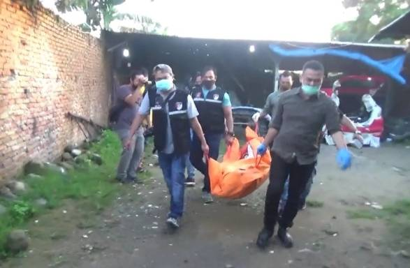 Warga Batangkuis Diduga Jadi Korban Pembunuhan di Jalan PWI Kemenangan Percut Sei Tuan